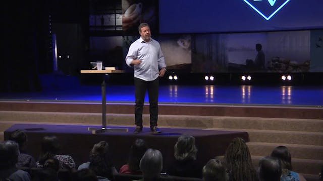 Basic Training for the Prophetic Ministry - Session 4 - Kris Vallotton
