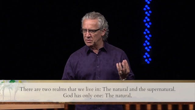 Session 24 - The Supernatural Power of Thanksgiving – Bill Johnson