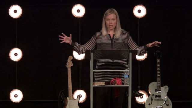 Created for the Impossible - Session 7: Believe What God Says About You - Krissy Nelson