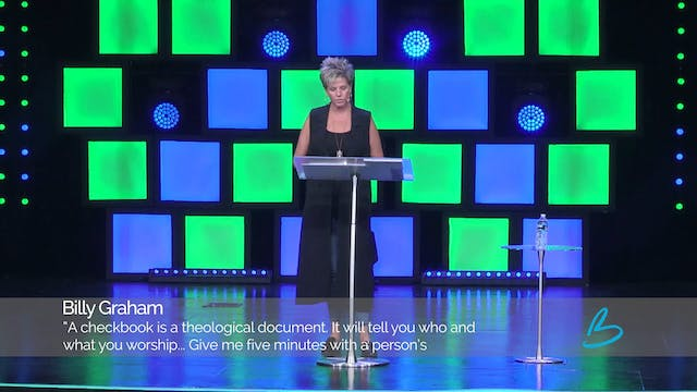 The Generous Life - Session 11 - Beth...