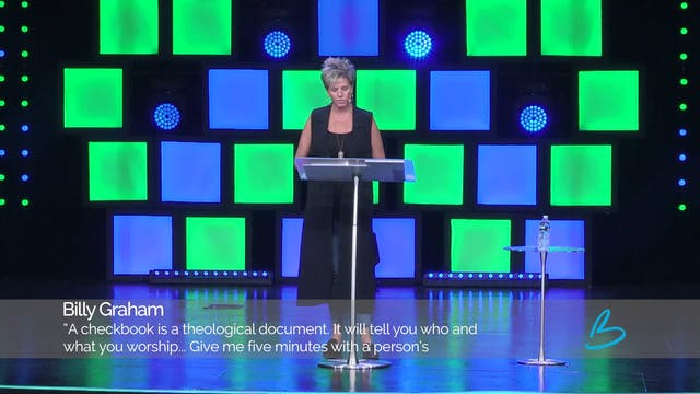 The Generous Life - Session 11 - Beth Jones