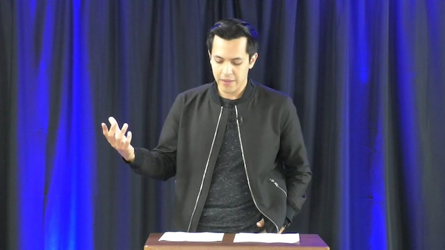 Encountering The Holy Spirit in Every Book of the Bible - Session 1