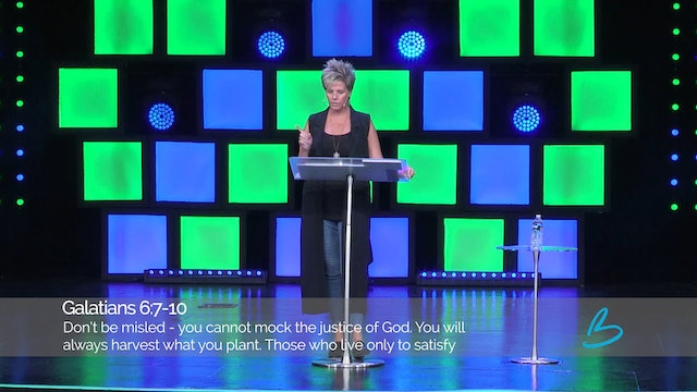 The Generous Life - Session 13 - Beth Jones