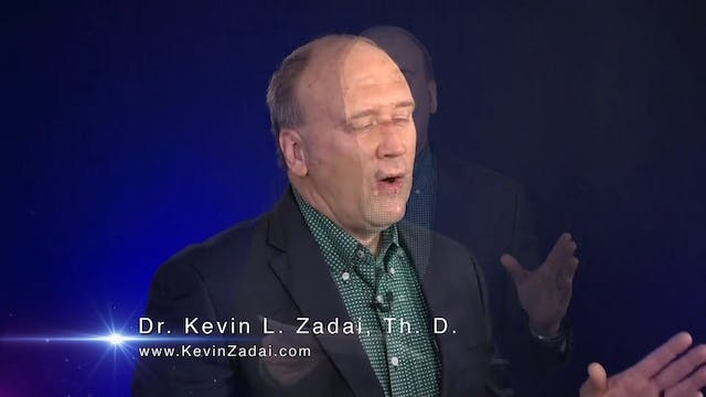 Praying From The Heavenly Realms - Session 8 - Kevin Zadai