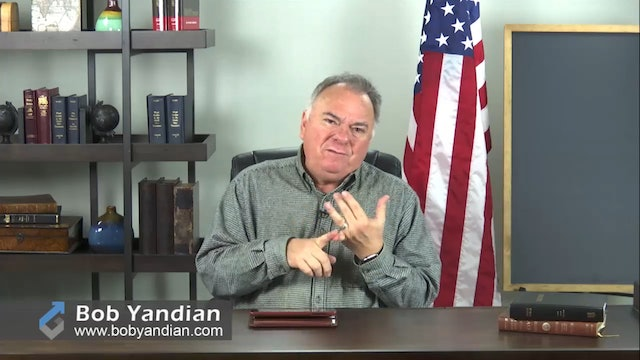 Episode 047-What Ever Happened to the Old Testament-Part 1-Bob Yandian Ministries-Student of the Word