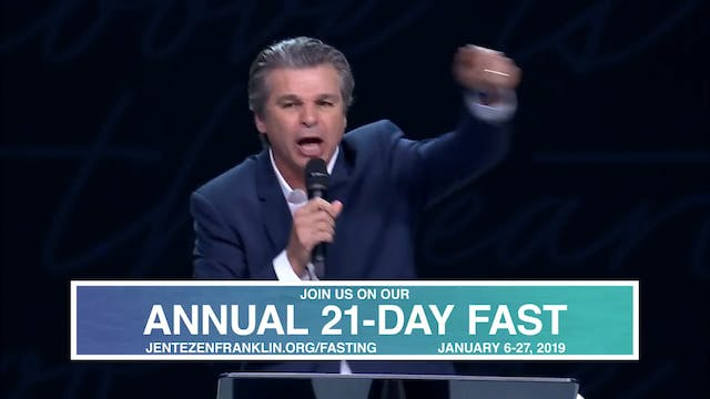 Jentezen Franklin - What Happens When...