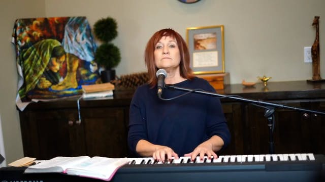 Julie Meyers Sings the Bible God Send...