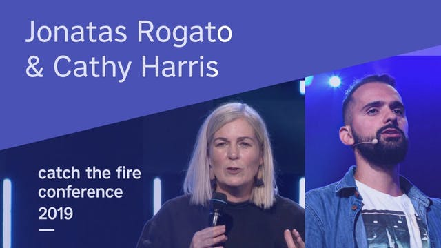 Jonatas Rogato & Cathy Harris  Catch ...