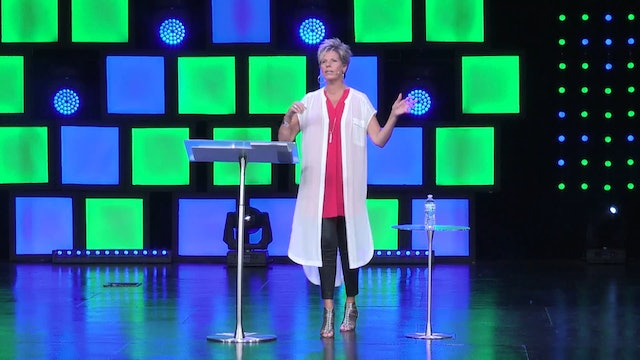 The Generous Life - Session 18 - Beth Jones