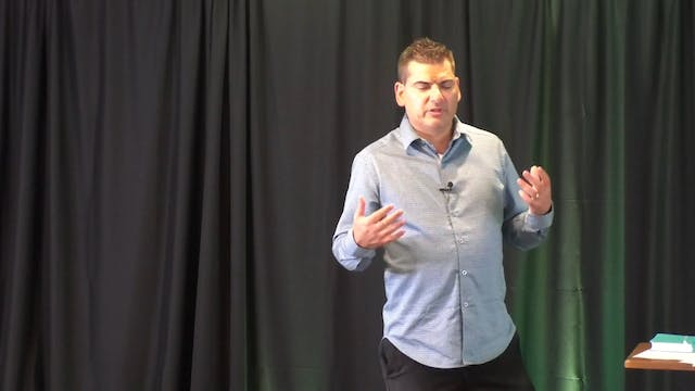Accelerated Healing - Session 14 - Jo...