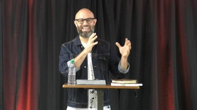 Awakening Pure Worship - Session 4 - Jeff Deyo