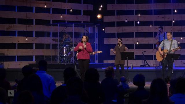 Catch The Fire Worship with Hope Stroupe & Benjamin Jackson (Sunday, 13 Nov 2016)
