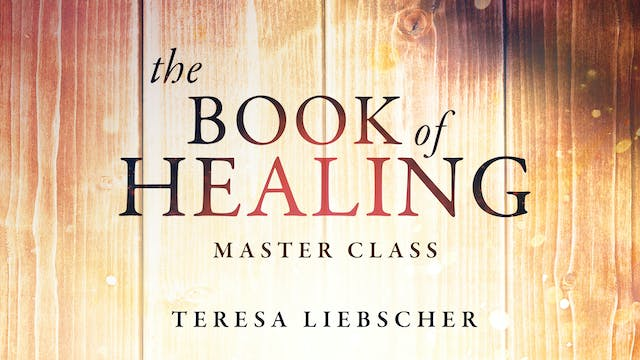 The Book of Healing Ecourse