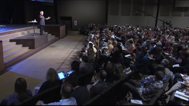 Hosting the Presence - Session 4 - Bill Johnson