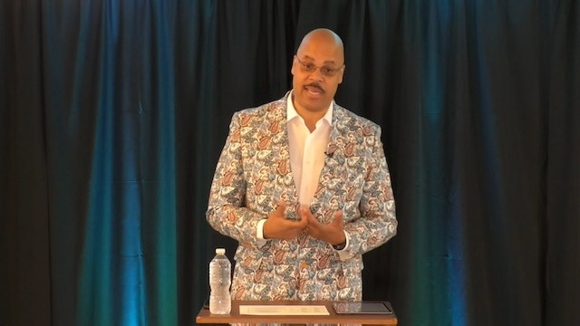 Supernaturally Prophetic Masterclass - Session 1 - John Veal