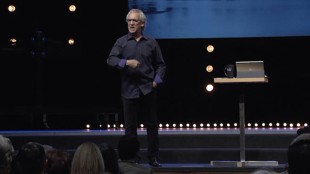 God is Good - Session 7 - Bill Johnson