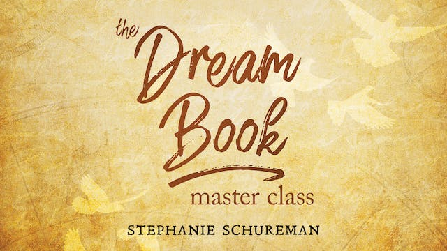 The Dream Book Masterclass