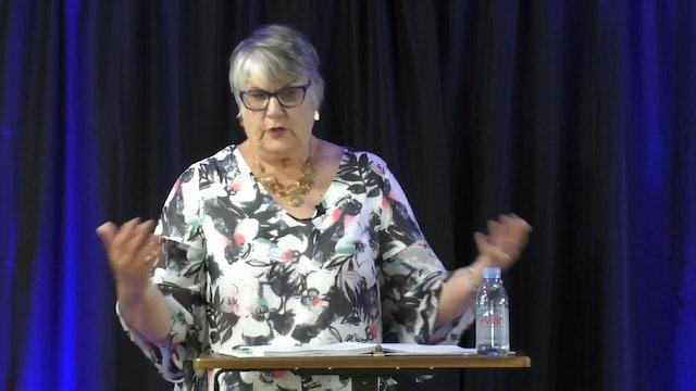 The Book of Healing - Session 2 - Teresa Liebscher