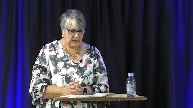 The Book of Healing - Session 5 - Teresa Liebscher