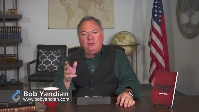 Episode 335-Leadership Secrets of David the King-Part 2-Bob Yandian Ministries-Student of the Word
