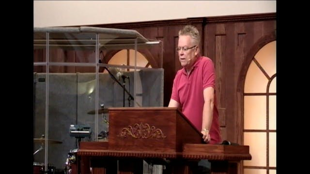 Authority to Heal - Session 4 - Randy Clark