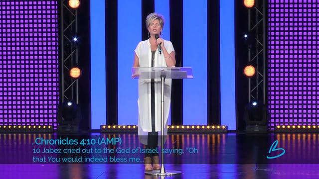 The Faith Life - Session 2 - Beth Jones