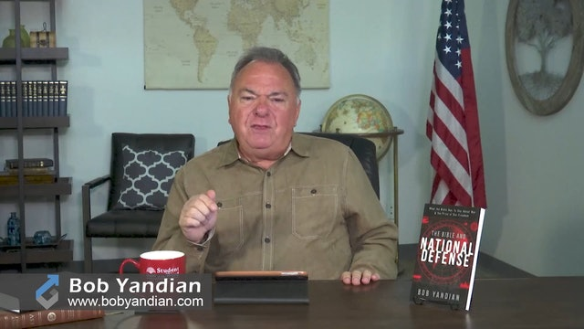 Episode 417-The Bible and National Defense-Part 4-Bob Yandian Ministries-Student of the Word