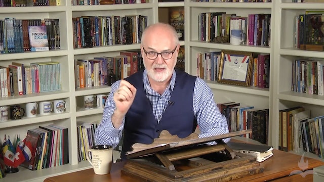 Hearing God's Voice Today - As It Was in the Beginning - James Goll