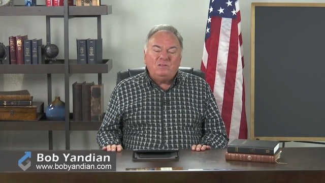 Episode 103-Lessons in Redemption-Part 3-Bob Yandian Ministries-Student of the Word