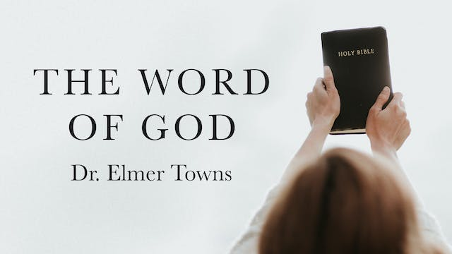 The Word Of God Ecourse