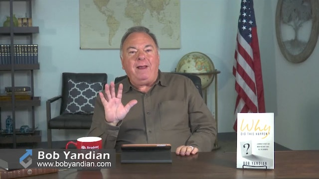 Episode 409-When God is Silent-Bob Yandian Ministries-Student of the Word