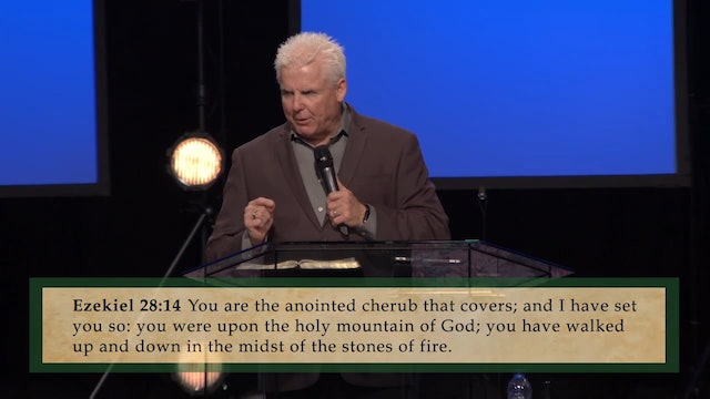 Receiving Healing from the Courts of Heaven - Session 3 - Robert Henderson