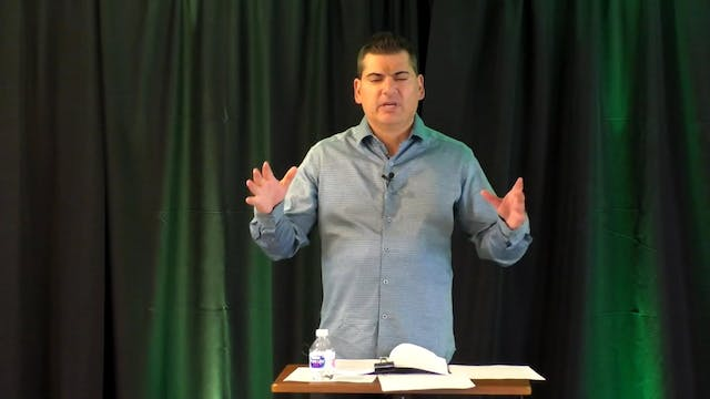 Accelerated Healing - Session 3 - Joh...