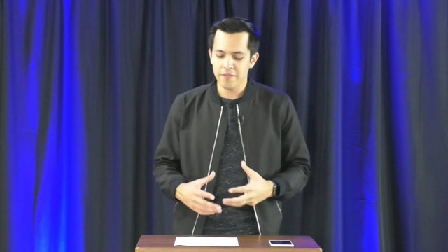 Encountering The Holy Spirit in Every Book of the Bible - Session 6