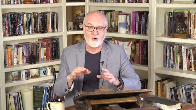 Hearing God's Voice Today - Built Upon the Rock - James Goll