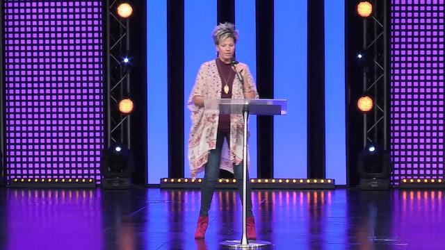 The Faith Life - Session 14 - Beth Jones