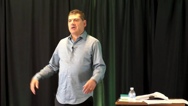 Accelerated Healing - Session 7 - John Proodian