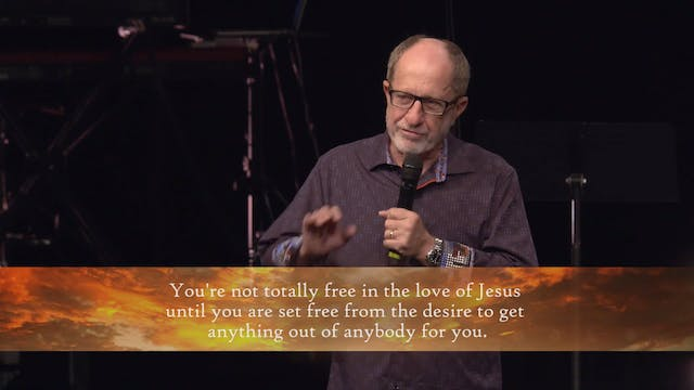 Living from the Presence - Session 2 - Heidi & Rolland Baker