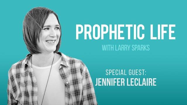 Jennifer LeClaire - Disturbing Dream ...