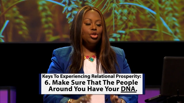 The Prosperous Soul - Session 5 - Dr. Cindy Trimm