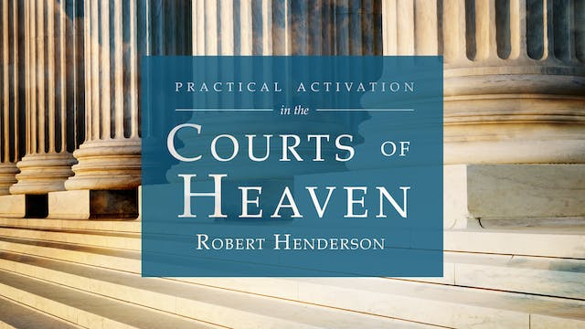 Activation in the Courts of Heaven Conference