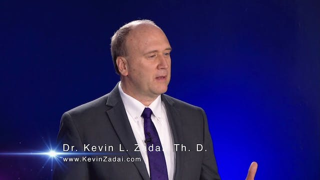 Praying From The Heavenly Realms - Session 11 - Kevin Zadai