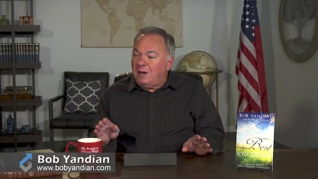 Episode 341-New Ways to Kill Old Giants-Part 1-Bob Yandian Ministries-Student of the Word