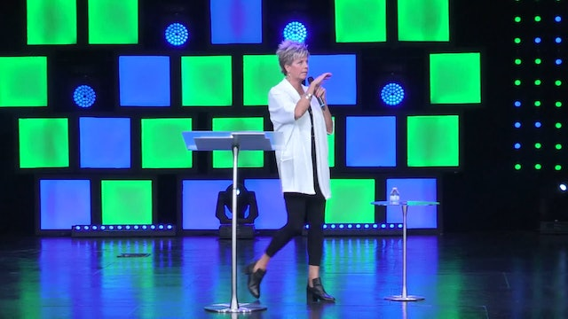 The Generous Life - Session 1 - Beth Jones