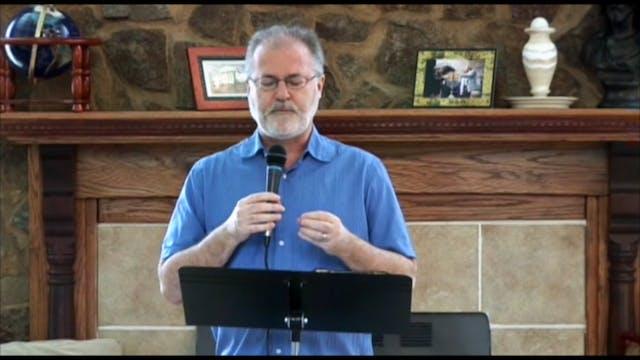 A Radical Faith - Water Baptism - James Goll