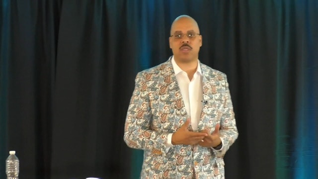 Supernaturally Prophetic Masterclass - Session 8 - John Veal