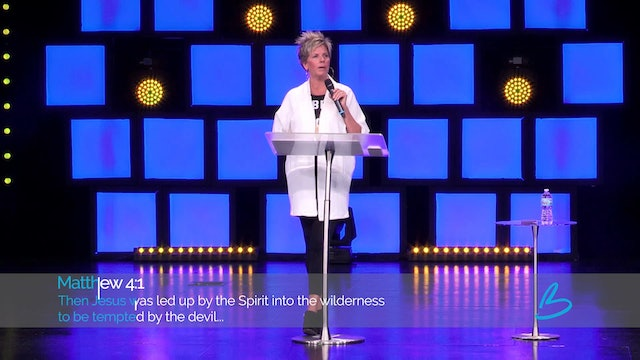 The Spirit Empowered Life - Session 21 - Beth Jones