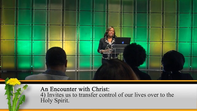 Reclaim Your Soul - Session 7 - Dr. Cindy Trimm