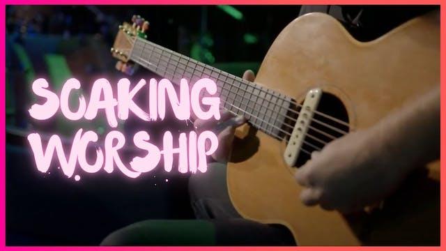 Julie Meyer  Live Soaking Worship at ...