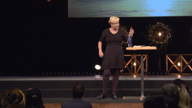 Living from the Presence - Session 5 - Heidi & Rolland Baker